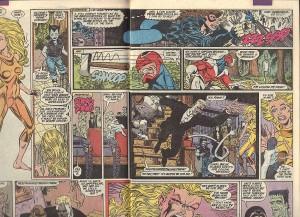 Marvel Comics Presents 34 Shadowcat