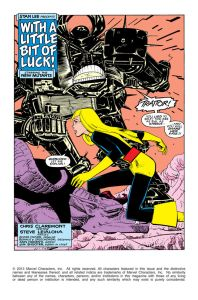 New Mutants V1 34 Magik 1
