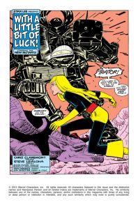New Mutants V1 34 Magik 1