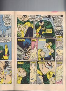 New Mutants V1 34 Magik 5