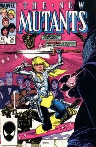 New Mutants V1 34