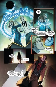 Star Lord and Kitty Pryde 2 Shadowcat 8