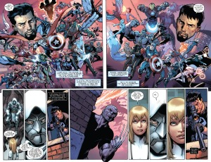 Ultimate End 4 Magik Ultimate Shadowcat 1