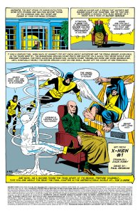 Uncanny X-Men 544 First Page