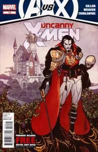 Uncanny X-Men V2 14