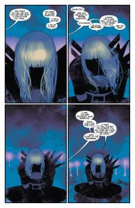 Uncanny X-Men Volume Three Issue 7 Magik 1
