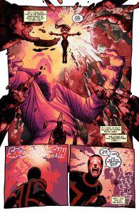 Uncanny X-Men Volume Three Issue 7 Magik 4