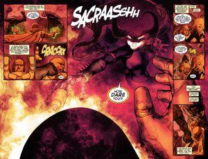 Uncanny X-Men Volume Three Issue 7 Magik 5