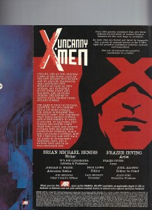 Uncanny X-Men Volume Three Issue 7 Recap