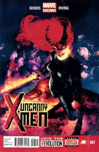 Uncanny X-Men Volume Three Issue 7