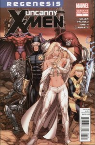 Uncanny X-Men Volume Two Issue 1 Dale Keown Varaint