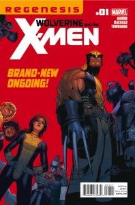 Wolverine and the X-Men 1