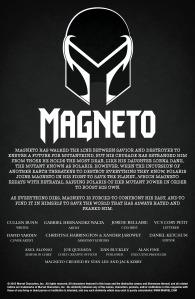 Magneto V3 21 Recap