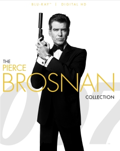 Pierce Brosnan BluRay Collection