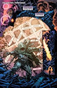 Secret Wars Journal 4 Uncanny X-Men 141 Homage Page