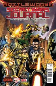 Secret Wars Journal 4