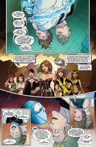 Star Lord and Kitty Pryde 3 Lockheed
