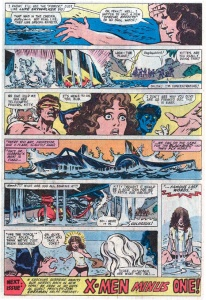 Uncanny X-Men 150 Kitty Pryde Last Page