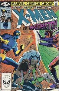 Uncanny X-Men 150