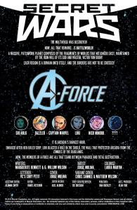 A-Force 5 Recap