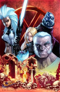 Extraordinary X-Men 6 Humberto Ramos cover
