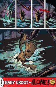 Groot 4 Uncanny X-Men 132 Homage