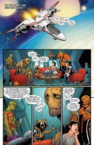 Guardians of the Galaxy V4 1 StarKitty 5