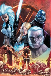 Marvel January 2016 Solict Extraordinary X-Men 6 Ramos Cover