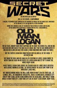 Old Man Logan 5 Recap
