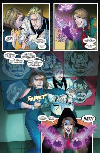 Star Lord and Kitty Pryde 3 Possible Uncanny X-Men 141 Homage