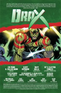 Drax 1 Recap