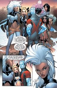 Extraordinary X-Men 1 Magik 5