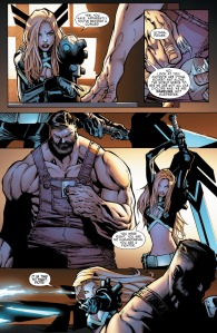 Extraordinary X-Men 1 Magik 9
