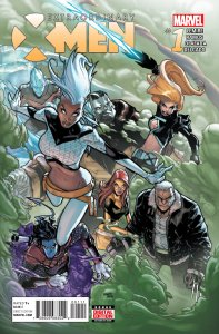 Extraordinary X-Men 1 Ramos Cover