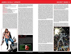 Secret Wars Official Guide to the Marvel Multiverse Secret Wars II 1