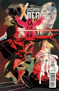 Uncanny X-Men 600 Anka Cover