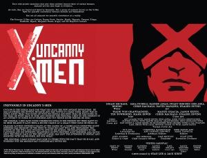 Uncanny X-Men 600 Recap