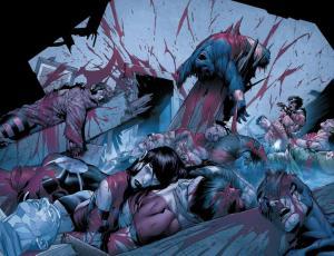 Wolverine 70 Dead X-Men