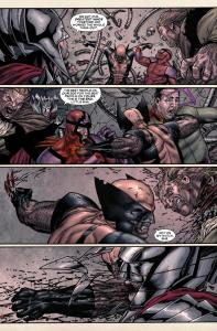 Wolverine V3 70 Dead Villains 1