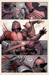 Wolverine V3 70 Dead Villains 2