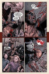 Wolverine V3 70 Dead Villains 3