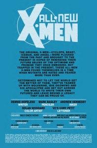 All New X-Men V2 1 Recap