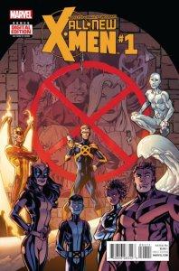 All New X-Men V2 1
