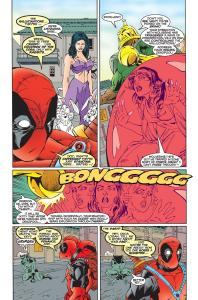 Deadpool V1 27 Kitty 5