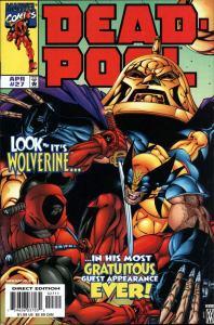 Deadpool V1 27