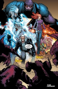 Extraordinary X-Men 3 These are the X-Men minus Magik and Nightcrawler