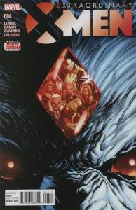 Extraordinary X-Men 4
