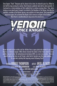 Venom Space Knight 2 Recap