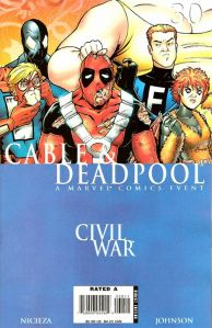 Cable Deadpool 30