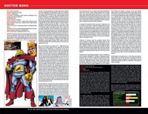 Deadpool Corps Rank and Foul Doctor Bong